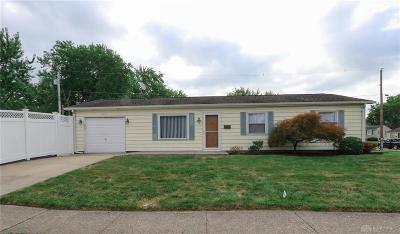 Kettering Single Family Home For Sale: 2401 Sheelah Court