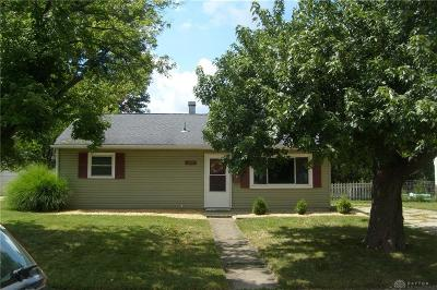 Vandalia Single Family Home For Sale: 137 Colebrook Drive
