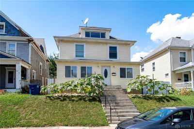 Dayton Single Family Home For Sale: 31 Gebhart Street