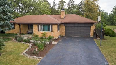 Dayton Single Family Home Pending/Show for Backup: 3797 Reinwood Drive