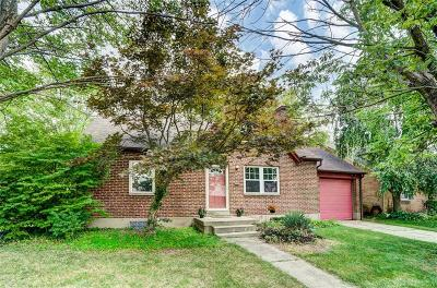 Dayton Single Family Home For Sale: 718 Broadmoor Drive