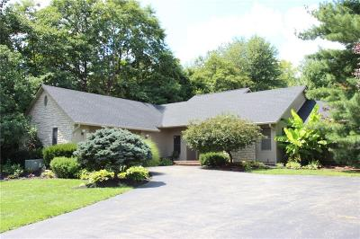 Warren County Single Family Home For Sale: 555 Waynesville Road