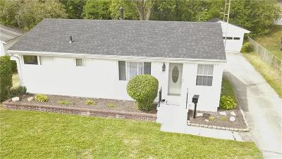 Troy Single Family Home For Sale: 448 Meadow Lane