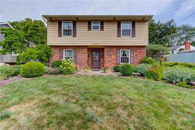 Montgomery County Single Family Home Pending/Show for Backup: 3074 Fairmont Avenue