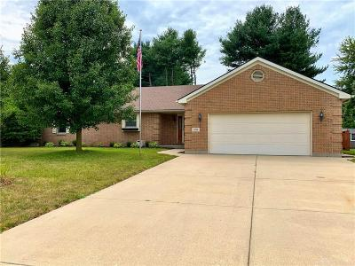 Warren County Single Family Home For Sale: 120 Ethelrob Circle