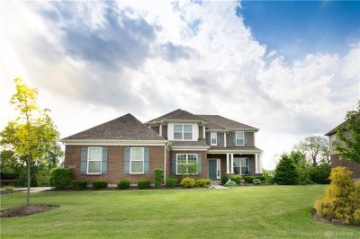 Dayton Single Family Home For Sale: 10031 Yearling Run