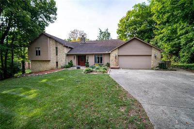 Springboro Single Family Home Pending/Show for Backup: 2481 Pennyroyal Road