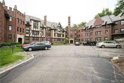 Oakwood Condo/Townhouse Pending/Show for Backup: 1211 Far Hills Avenue #204