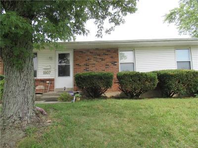 Dayton Single Family Home For Sale: 1807 Della Drive