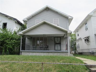 Dayton Single Family Home For Sale: 824 Dennison Avenue