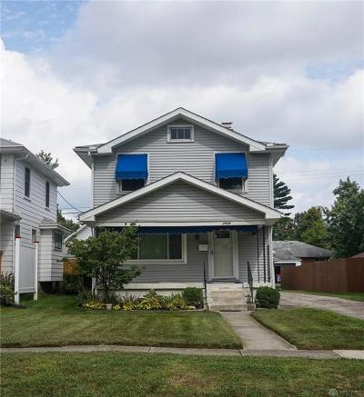 Dayton Single Family Home For Sale: 2904 Kenmore Avenue
