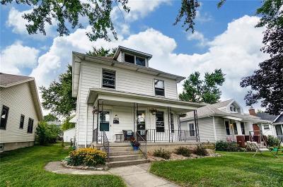 Dayton Single Family Home For Sale: 2655 Wayland Avenue