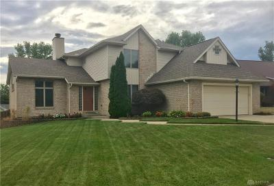 Springfield Single Family Home For Sale: 4117 Ashton Lane