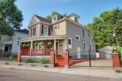 Dayton Single Family Home For Sale: 15 Livingston Avenue