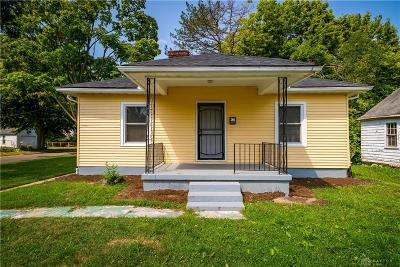 Dayton Single Family Home For Sale: 301 Geneva Road