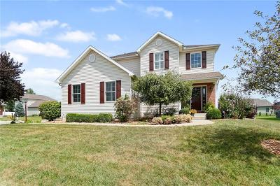 Troy Single Family Home For Sale: 1109 Parkview Drive