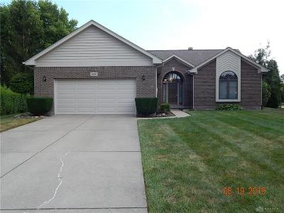 Dayton Single Family Home For Sale: 9190 Heather Lane