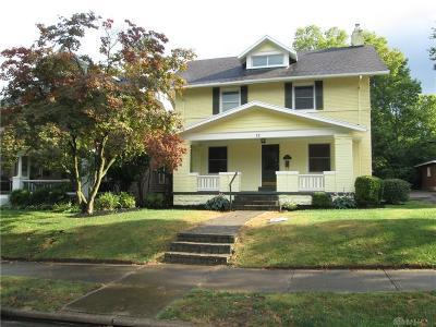 Montgomery County Single Family Home For Sale: 78 Dixon Avenue