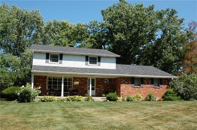 Montgomery County Single Family Home For Sale: 5218 Greenbush Court