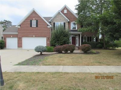 Vandalia Single Family Home For Sale: 1507 Middle Park Drive