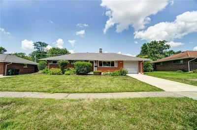 Montgomery County Single Family Home For Sale: 2095 Lynpark Avenue