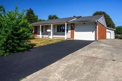 Greene County Single Family Home For Auction: 1633 Seneca Drive