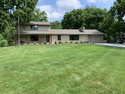 Troy Single Family Home For Sale: 715 Market Street