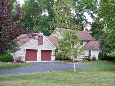 Vandalia Single Family Home For Sale: 787 Antioch School Road