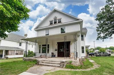 Xenia Single Family Home For Sale: 240 2nd Street