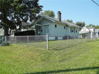 Dayton Single Family Home For Sale: 373 Geneva Road