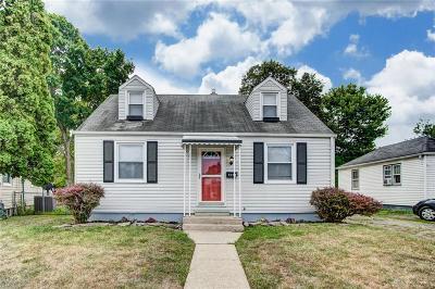 Springfield Single Family Home For Sale: 2505 Irwin Avenue