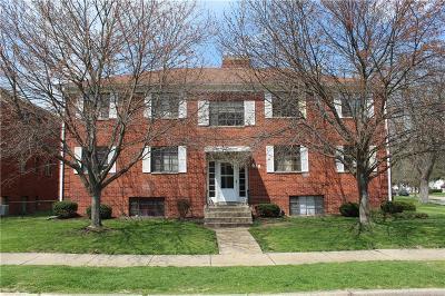 Dayton Multi Family Home For Sale: 619 Gainsborough Road