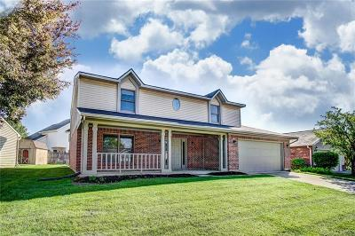 Troy Single Family Home For Sale: 2525 Glasgow