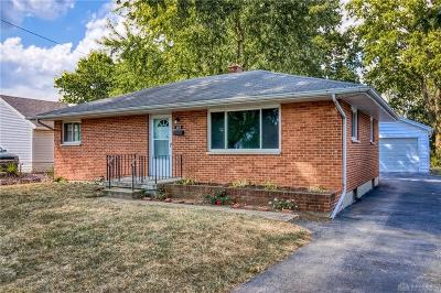 Fairborn Single Family Home Pending/Show for Backup: 113 Frahn Avenue