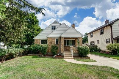 Dayton Single Family Home For Sale: 1556 Emmons Avenue