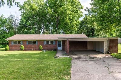 Beavercreek OH Single Family Home For Sale: $129,900