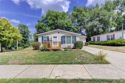 Springfield Single Family Home For Sale: 1804 Summit Street