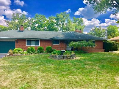 Dayton OH Single Family Home For Sale: $154,900