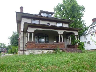 Dayton Single Family Home For Sale: 1231 Grand Avenue