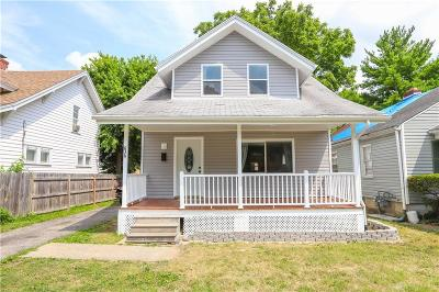 Dayton Single Family Home For Sale: 636 Syracuse Ave