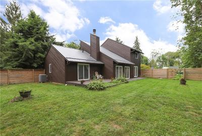 Jamestown Single Family Home Pending/Show for Backup: 4461 Choctaw Trail