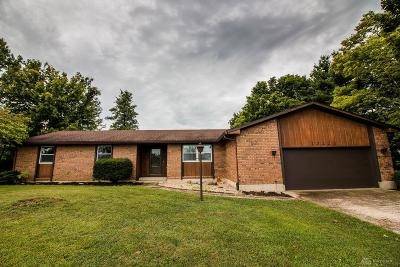 New Carlisle Single Family Home Pending/Show for Backup: 12223 Troy Road