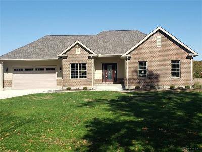 New Carlisle Single Family Home For Sale: 11352 Stafford Road