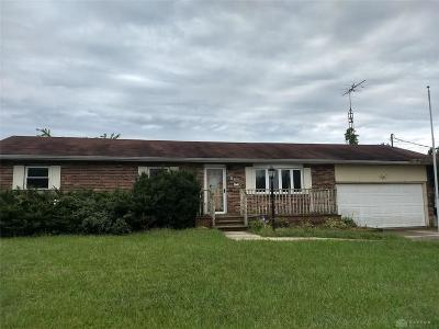 South Vienna Single Family Home For Sale: 9661 Jones Road
