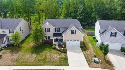 Fairborn Single Family Home For Sale: 93 Cascade Drive