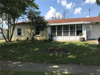 New Carlisle Single Family Home For Sale: 1720 Hartley Avenue