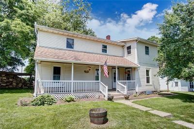 New Carlisle Single Family Home For Sale: 11164 Ayres Pike
