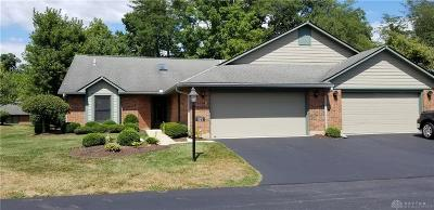 Fairborn Condo/Townhouse For Sale: 573 Westwood Drive