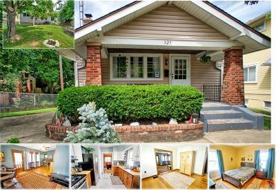 Dayton Single Family Home For Sale: 321 Illinois Avenue