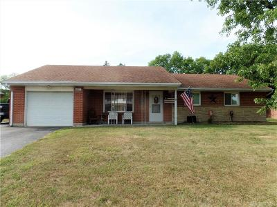 Vandalia Single Family Home For Sale: 377 Glenrose Street